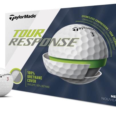TaylorMade's Tour Response and Soft Response balls bring tour-level tech at a more palatable price point