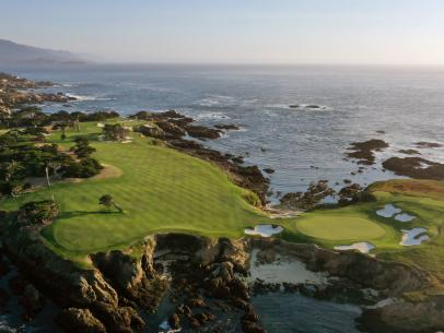 Cypress Point like you've never seen it: Exclusive drone footage of all 18 holes