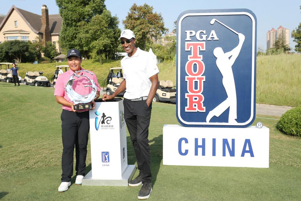PGA Tour Series China - Zhuzhou Classic