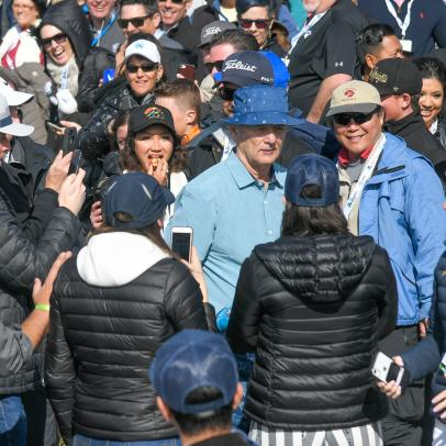The 15 celebrities to watch at the 2020 AT&T Pebble Beach Pro-Am