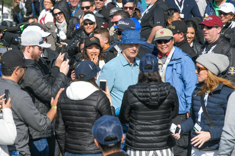 AT&T Pebble Beach Pro-Am - Round Three