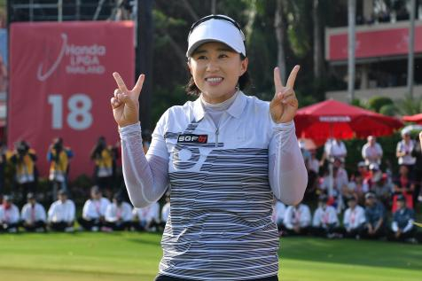 Amy Yang seeks to continue dominance of Honda LPGA Thailand