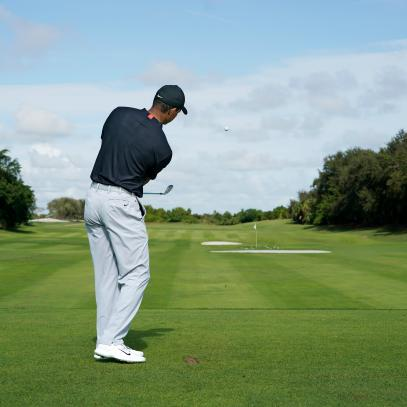 Here's how Tiger Woods keeps improving his elite short-game