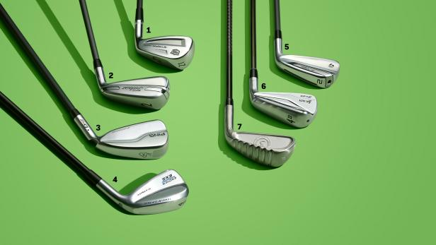 These seven new utility irons will help anybody hit a stinger