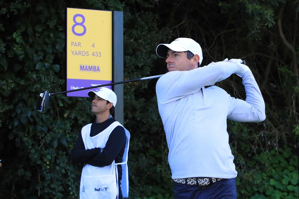 rory mcilroy Genesis Invitational - Preview Day 3