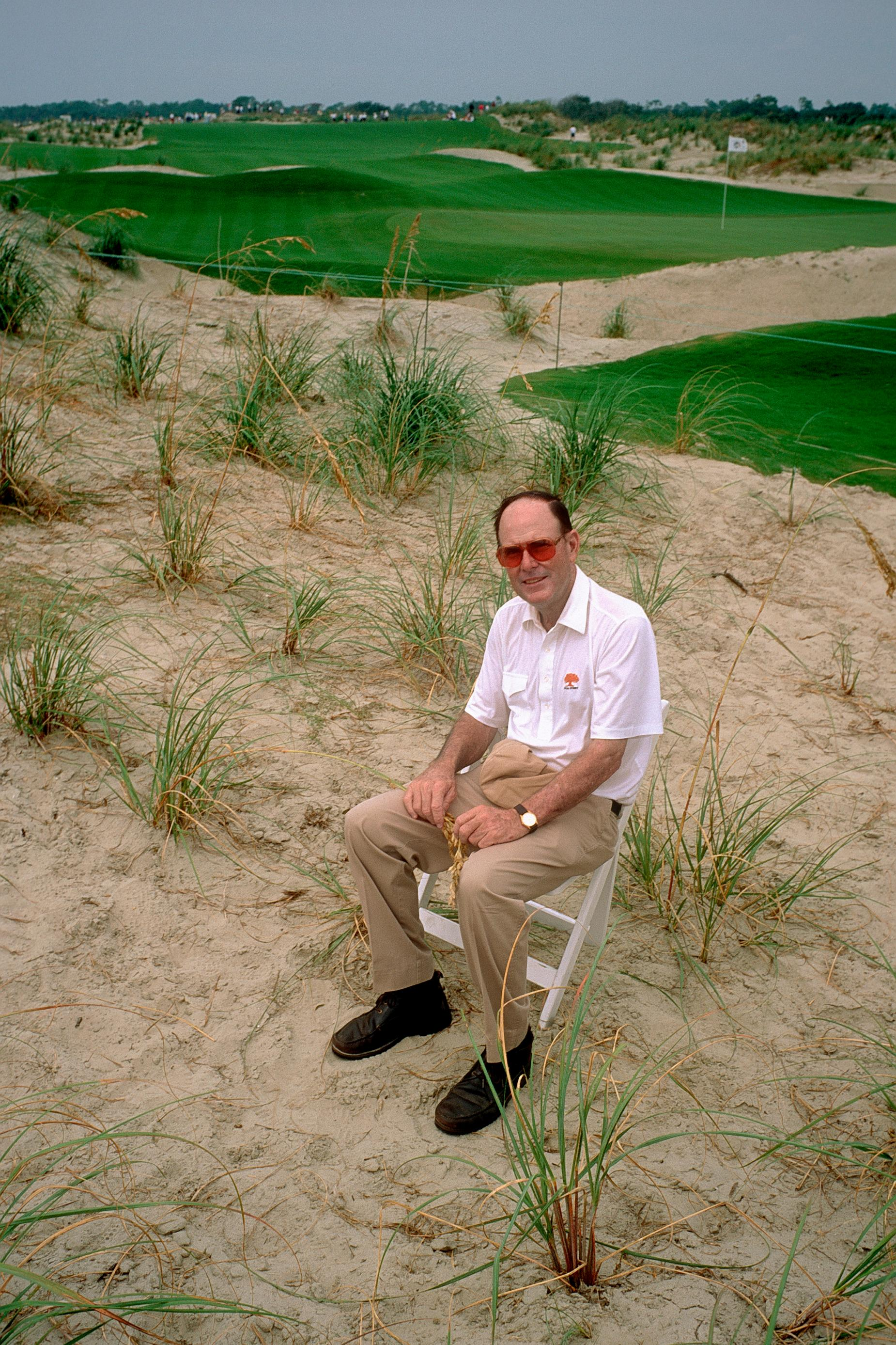 Pete Dye At Kiawah Island Golf Course