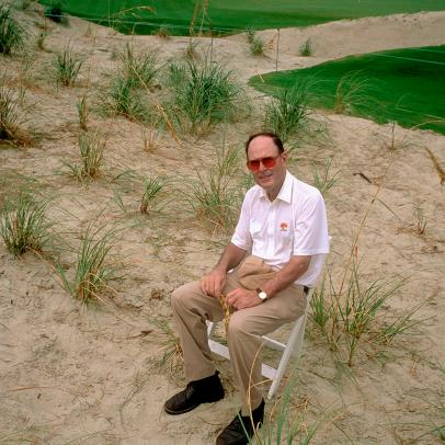 How Pete Dye taught one of our editors everything he knows