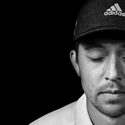 What major success has taught Xander Schauffele about playing under pressure