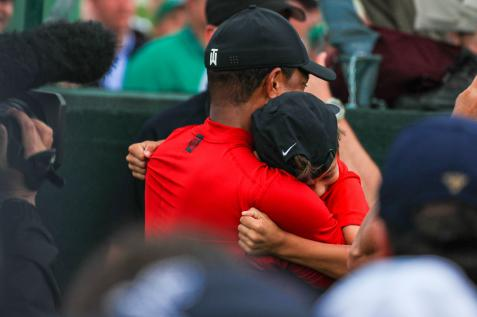 The responsible fan's guide to watching Tiger Woods' son Charlie make his 'golf debut'