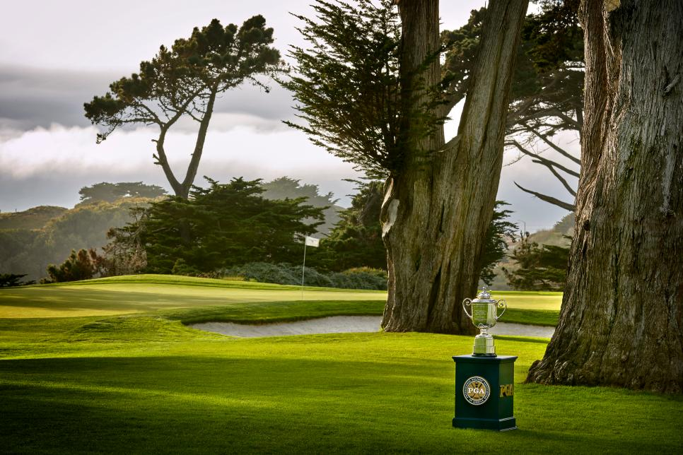 TPC Harding Park Golf Club To Host 2020 PGA Championship