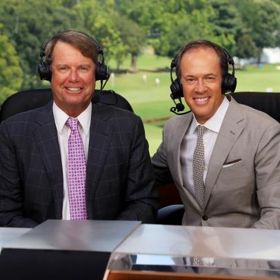Paul Azinger words on European golf were harsh. They also weren't wrong