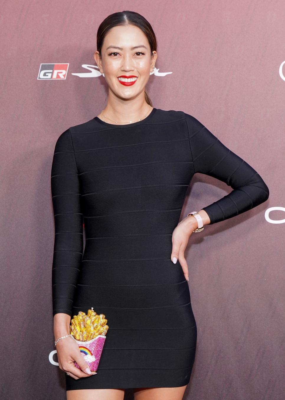 michelle wie Sports Illustrated Fashionable 50 - Arrivals