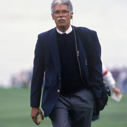 John Merchant, African-American golf pioneer, dies at 87