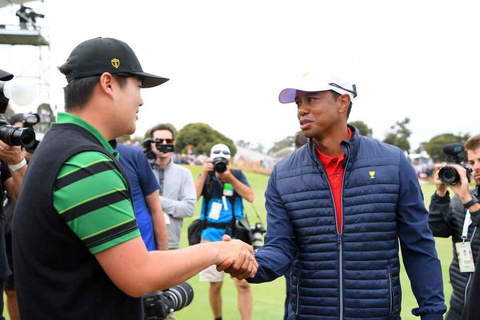 2019 Presidents Cup - Day 4