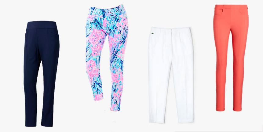 Consider these vetted women's golf pants