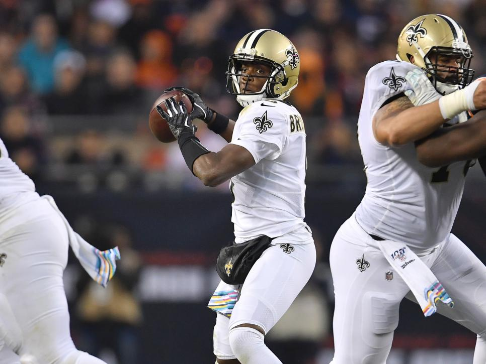 NFL: OCT 20 Saints at Bears
