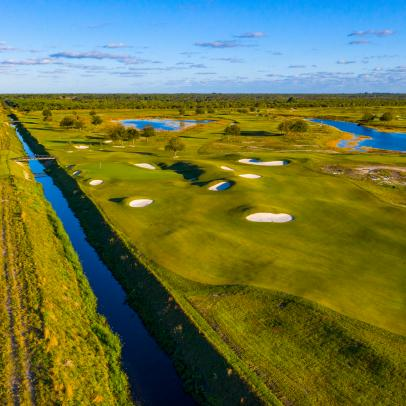 An inside look at Michael Jordan's new course, The Grove XXIII