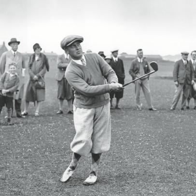 Uncovering Bobby Jones' ideal 18-hole golf course