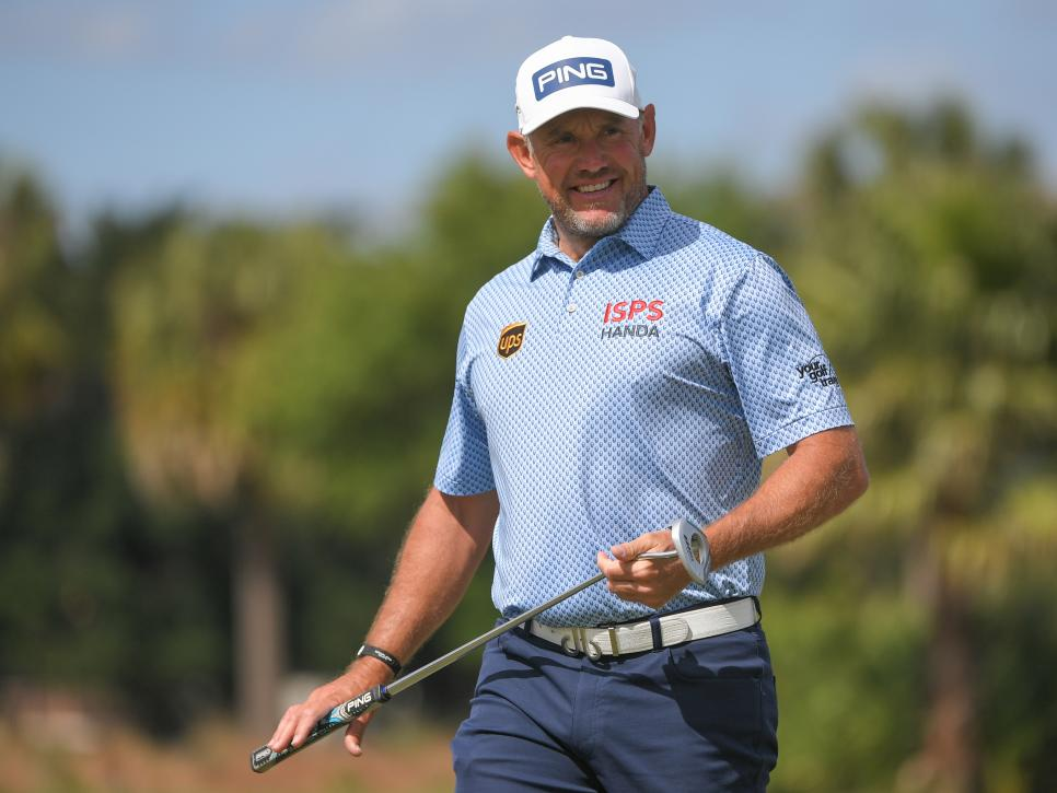 Lee Westwood 2020 Honda Classic final round
