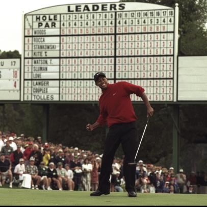ESPN to air Tiger Woods documentary over Thanksgiving weekend