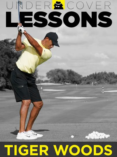 Undercover Lessons: Tiger Woods