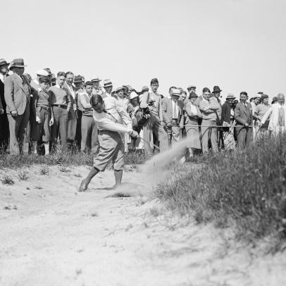 Did you know: Gene Sarazen designed the modern sand wedge with an assist from billionaire Howard Hughes