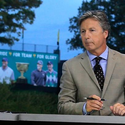 Brandel Chamblee's latest inflammatory comments lead to pointed responses from top teachers