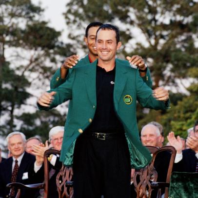 Mike Weir on the time he narrowly lost out on the Player of the Year award