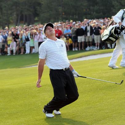 Tiger vs. Phil, Shingo Katayama's hat and a brutal collapse made for an all-time great final round at the 2009 Masters