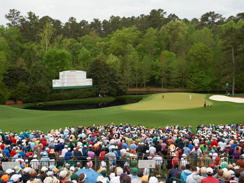 2013 Masters Tournament - Final Round