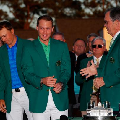 Jordan Spieth's epic collapse, Danny Willett's magical timing and an awkward moment in Butler Cabin: The 2016 Masters Rewatch
