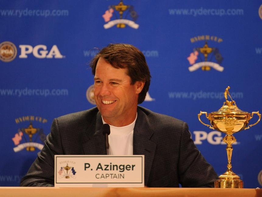 2008 Ryder Cup - Day 3