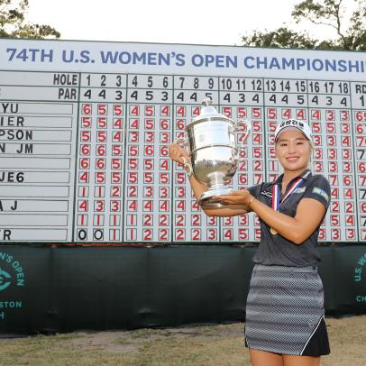 USGA announces exemption categories for 2020 U.S. Women's Open in December
