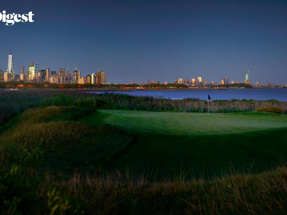 Liberty National GC