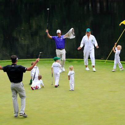 9 things we bet you don't know about the Masters Par-3 Contest