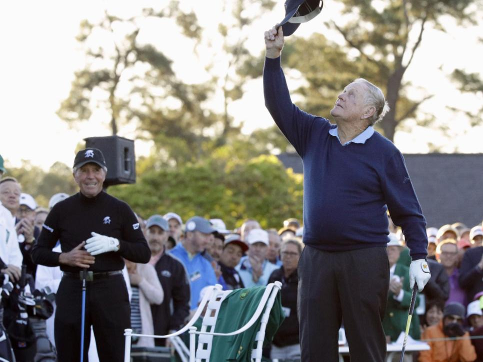 Masters golf tournament begins