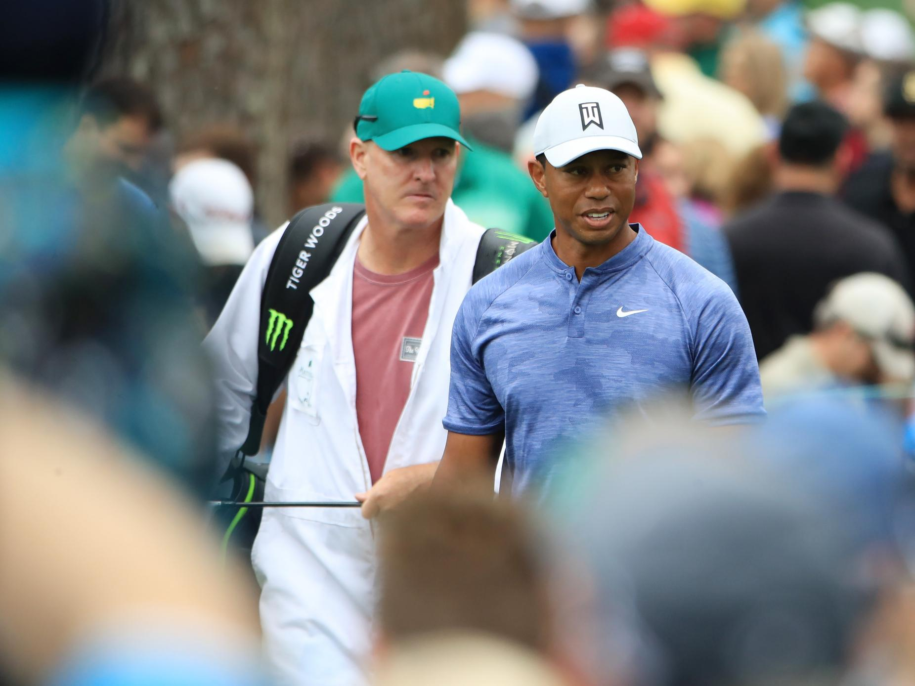 Tiger Woods 2019 Masters - Preview Day 1