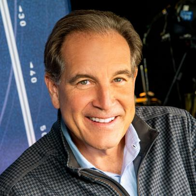 Jim Nantz is just like you—a disappointed golf fan missing this week's Masters