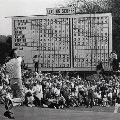Did you know: No one has ever shot four rounds in the 60s in one Masters