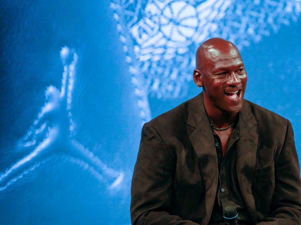 Michael Jordan Celebrates the 30th Anniversary of Air Jordan At Palais de Tokyo In Paris