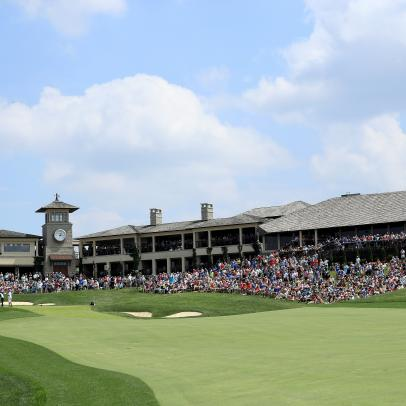 Memorial Tournament will use high-tech badges to track everyone on grounds
