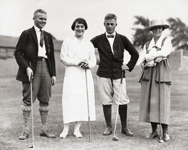 Upcoming COVID charity events build off golf's long history of staging 'Challenge' matches