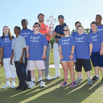 Down but not out: How canceled PGA Tour events are still giving back to their communities