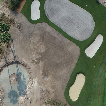 How technology—and some old-school thinking—are allowing one golf course design team to adapt to challenging times