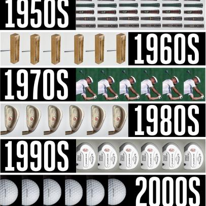 The biggest equipment innovations of the last 70 years
