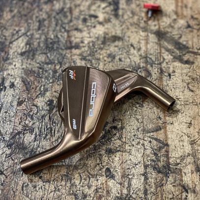 Rickie Fowler will put new, customized irons into play for Seminole charity skins match