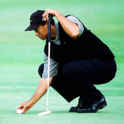 How Tiger Woods sparked a dramatic shift in the golf-ball business