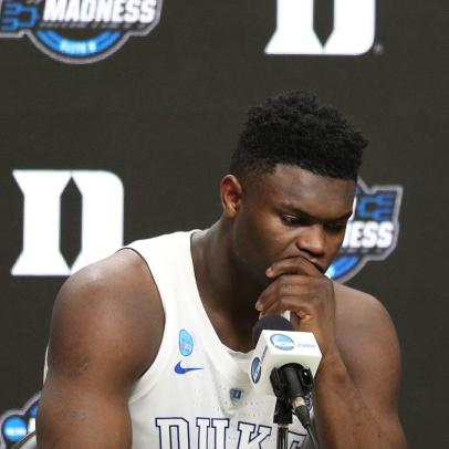 The new Zion Williamson scandal is the NCAA's nightmare