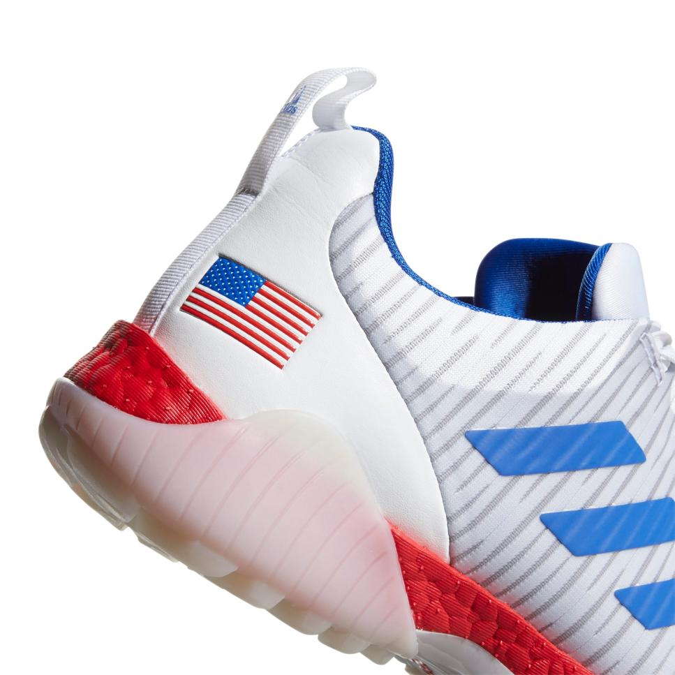 Adidas releases Codechaos golf shoes in ultra-patriotic, limited ...