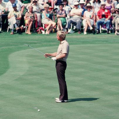 Did you know: Jack Nicklaus is also the GOAT of finishing in second place (and not just in majors)